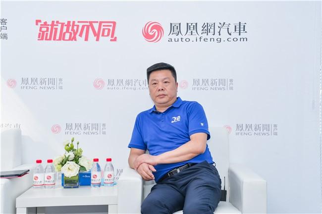 专访大众捷达广东东瑞4S店总经理傅文辉