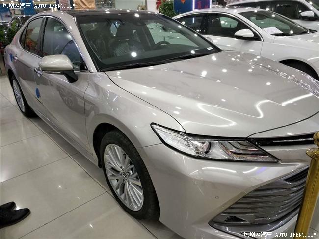 丰田凯美瑞最新报价 丰田凯美瑞最低价