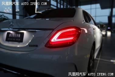 奔驰新款C级实车到店 10月28日邀您抢'鲜'体验
