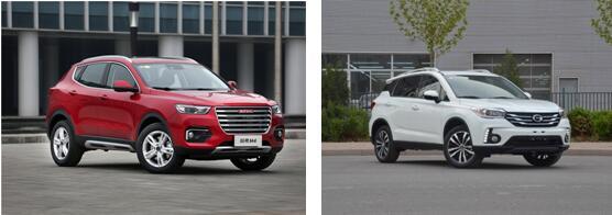 国产SUV三强 横向对比下谁能脱颖