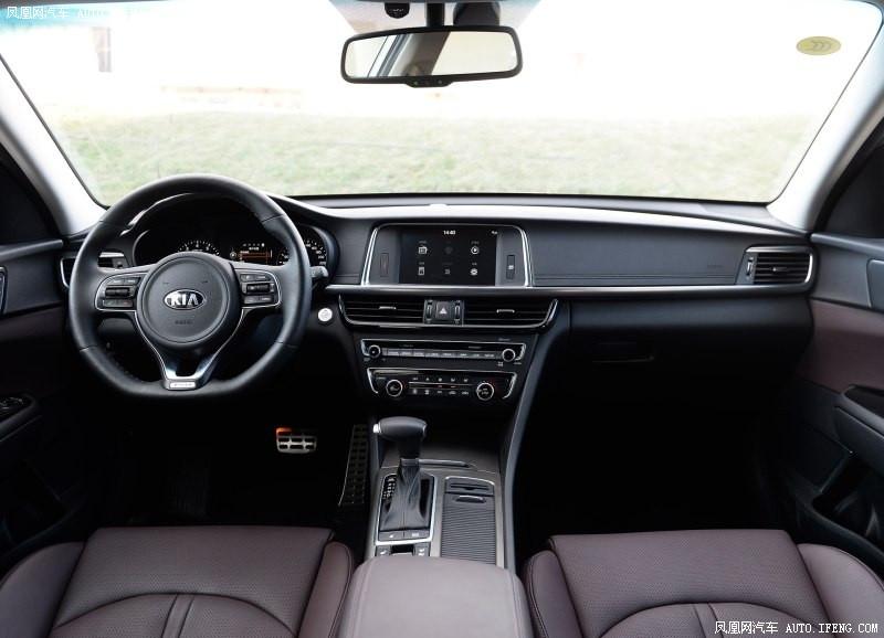 最低价中级车起亚K5现车促销首付多少钱