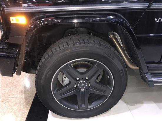 2018款奔驰G550