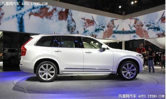 配置沃尔沃变速箱的新款SUV,品质高,性价比高