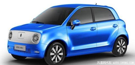 纯电动SUV长城欧拉R1 疯狂促销最新报价