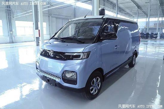 2018年新款SUV来袭 北汽威旺407EV报价
