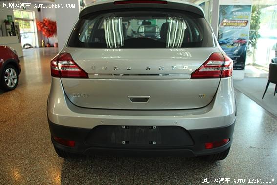 2018款云度π1降价SUV 天津热销价