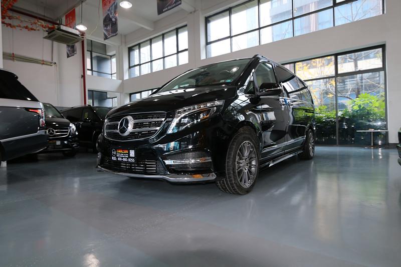 2019款奔驰维特斯麦特斯MS600改装价格.