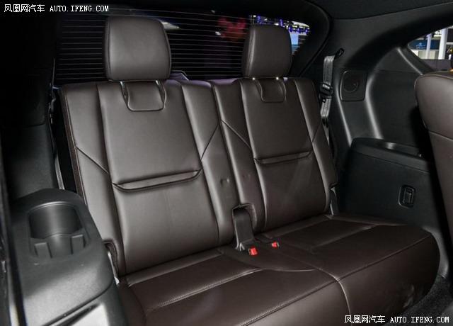 马自达CX-8国内首发 定位中大型SUV