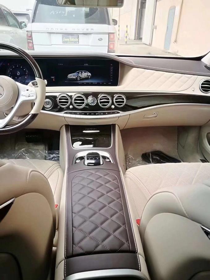 18款奔驰迈巴赫S650至尊豪车 年中爆惠价-图5