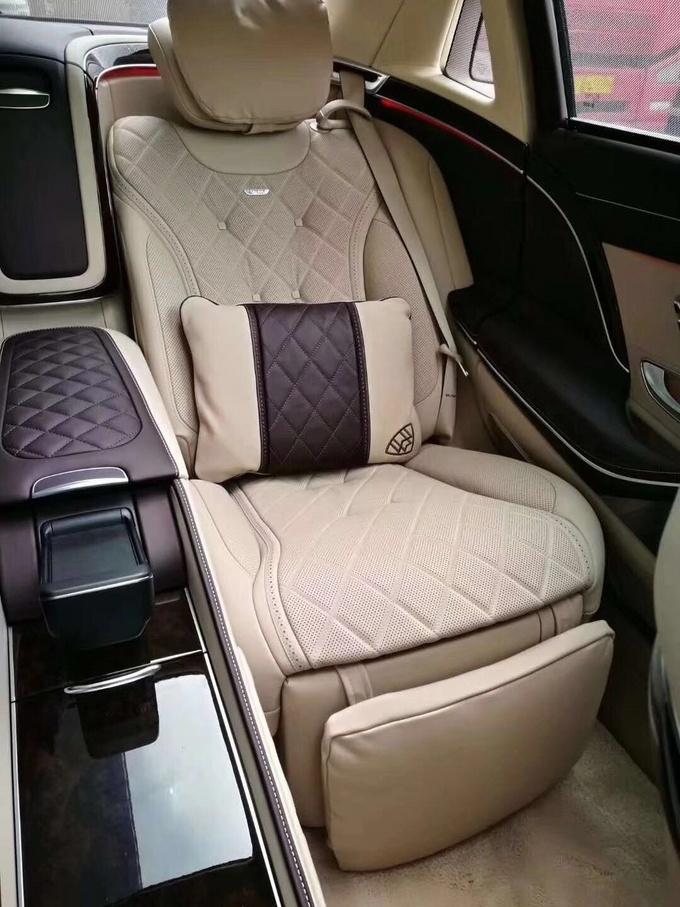 18款奔驰迈巴赫S650至尊豪车 年中爆惠价-图7