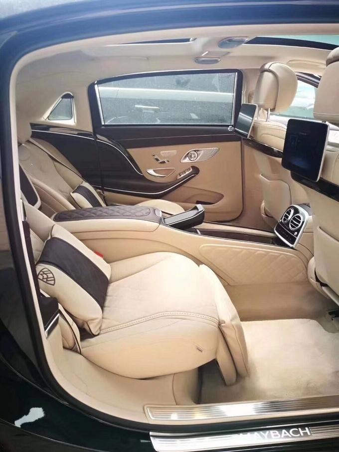 18款奔驰迈巴赫S650至尊豪车 年中爆惠价-图9