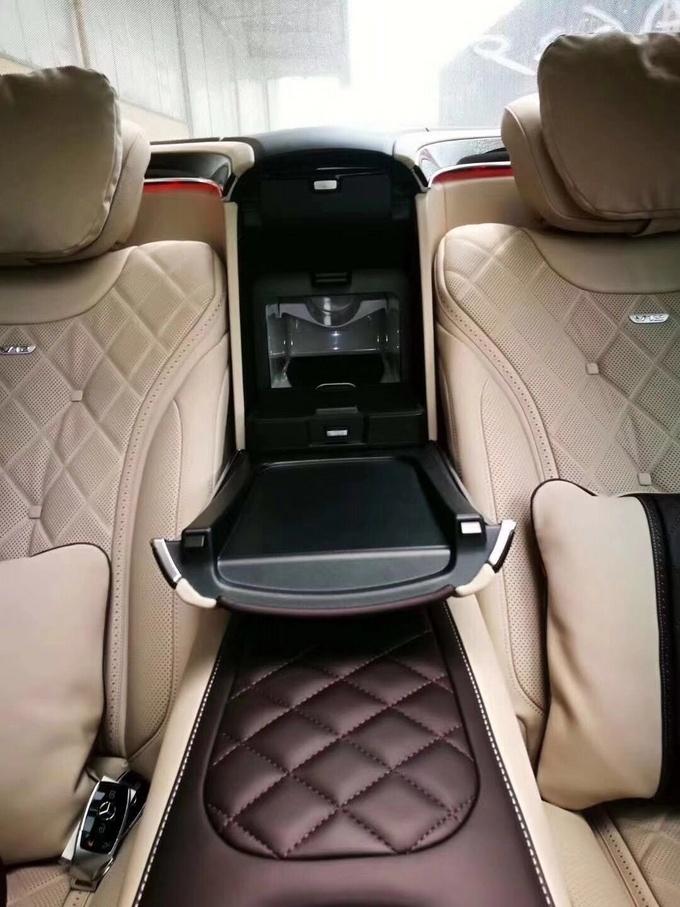 18款奔驰迈巴赫S650至尊豪车 年中爆惠价-图8