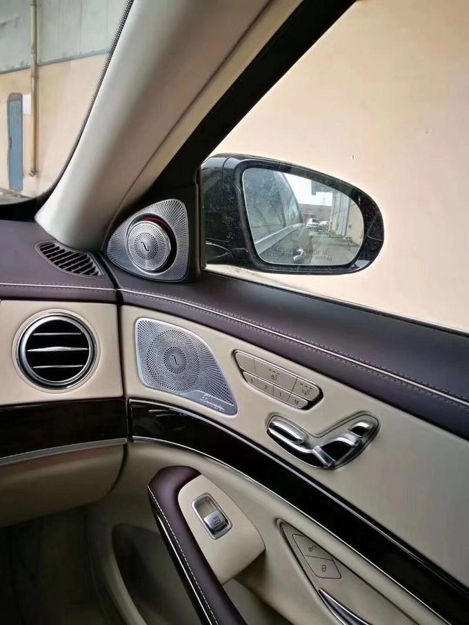18款奔驰迈巴赫S650至尊豪车 年中爆惠价-图6