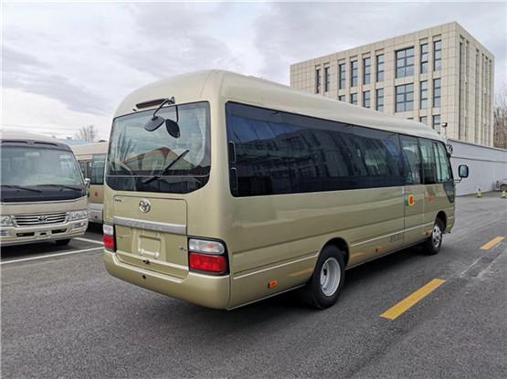 18款考斯特支持询价+考斯特12座商务车
