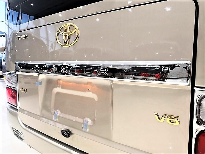丰田柯斯达促销19款柯斯达12座接待车