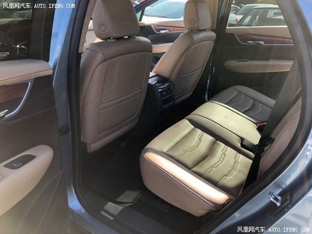 凯迪拉克XT5现车价格多少 凯迪拉克
