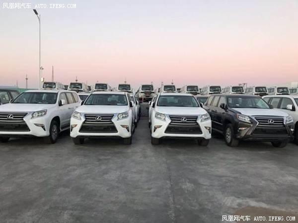gx460 19款雷克萨斯GX460最新降价 提车多少钱