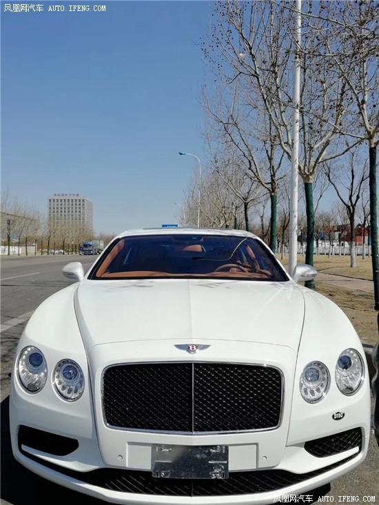 宾利飞驰顶级豪华轿车 复古范又个性十足