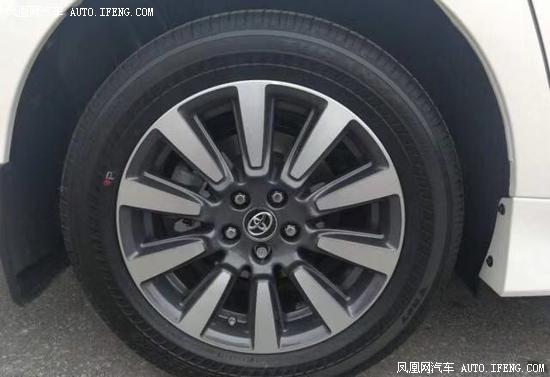 19款丰田塞纳四驱SE-T科技包 加版