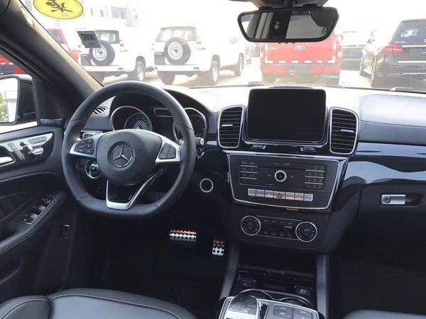 17款奔驰GLE43红色 高性能SUV七月最低价-图4