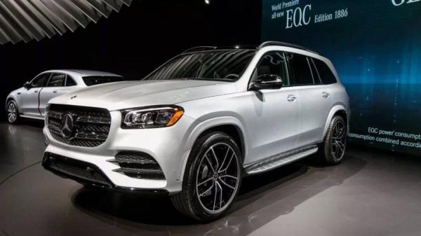 2020款奔驰GLS450进口接受预定现车多少