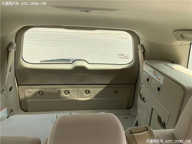 19款丰田酷路泽4000原装进口车最新售价