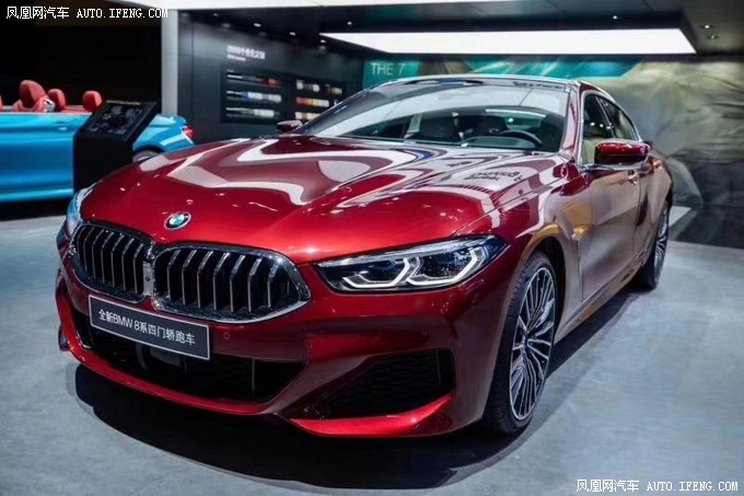 宝马集团携多款新车型亮相2019南京国际车展-图4