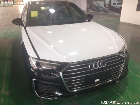 新款奥迪A6L多少钱 直降售全国