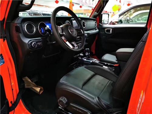 2019款JEEP牧马人2.0T现车颜色齐全直销