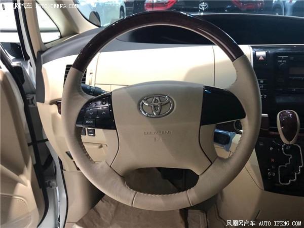 19款丰田大霸王中东版七座MPV商务车价格