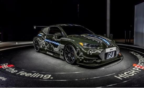 HSMART+未来技术 现代汽车RM20e打破想象边界