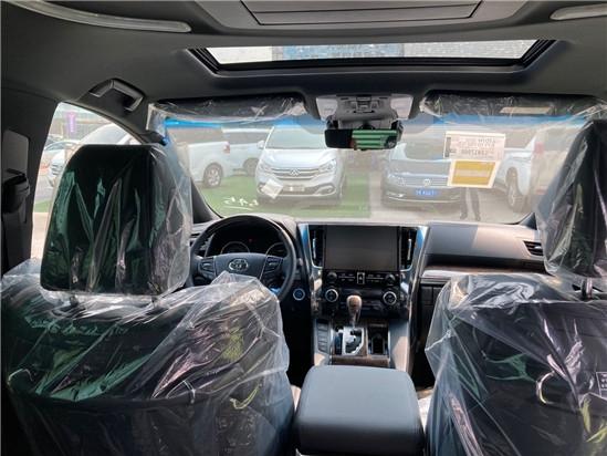 新款平行进口丰田埃尔法3.5L优惠价格