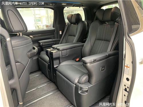 雷克萨斯LM300七座黑外黑内最低价格