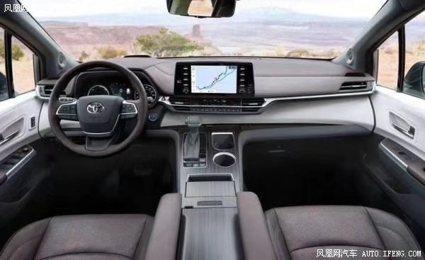 2021款丰田塞纳实用性大空间性价比超棒