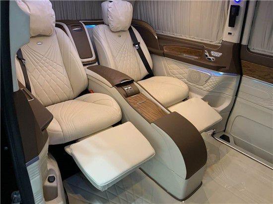 奔驰V260L改装七座变四座需要多少钱