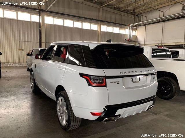 2021款路虎运动版 国六现车豪华版优惠