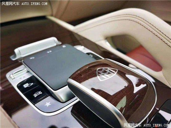 21款奔驰GLS600 现车报价解读钜促