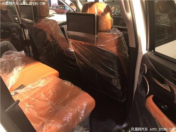 雷克萨斯570北店现车五座八座多少钱提车一