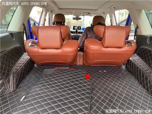 奥迪Q7改装航空座椅最新案例-图片解析