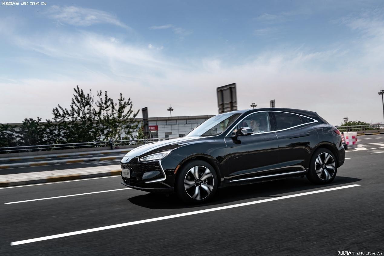 全新升级新能源汽车-赛力斯华为智选SF5